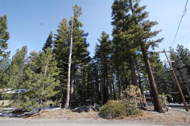 0-Lot 230 Tehama Drive, South Lake Tahoe, CA 96150 (MLS #128574) :: Sierra Sotheby's International Realty