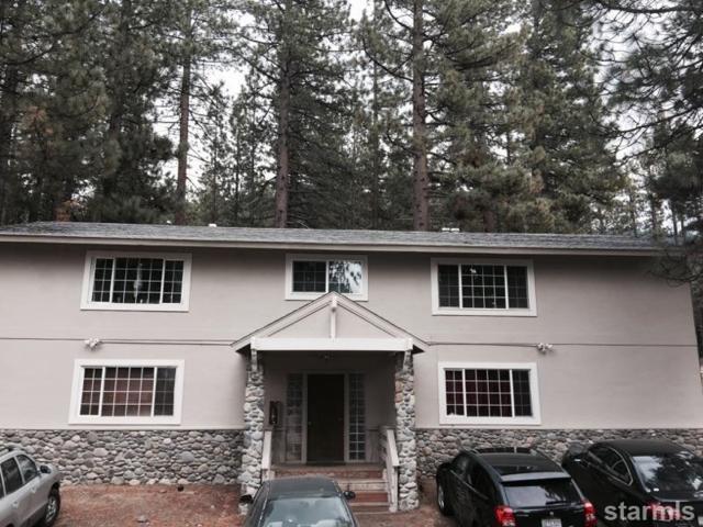 3706 N Montreal Road, South Lake Tahoe, CA 96150 (MLS #128617) :: Sierra Sotheby's International Realty