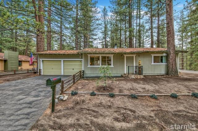 2600 Armstrong Avenue, South Lake Tahoe, CA 96150 (MLS #128661) :: Sierra Sotheby's International Realty