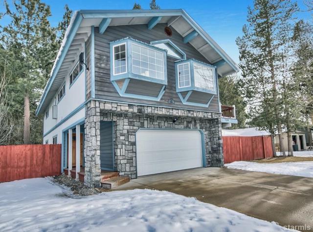 729 Tuolumne Drive, South Lake Tahoe, CA 96150 (MLS #128686) :: Sierra Sotheby's International Realty