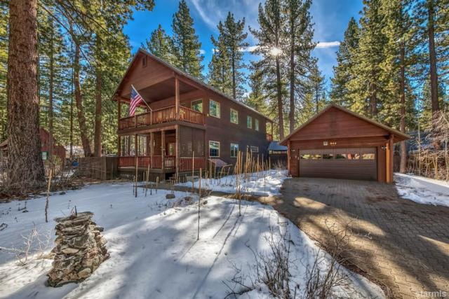 944 Trout Creek Avenue, South Lake Tahoe, CA 96150 (MLS #128720) :: Sierra Sotheby's International Realty