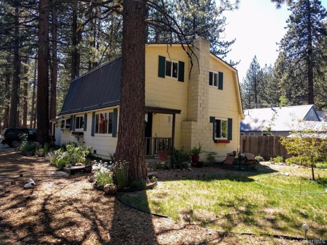 1150 Carson Avenue, South Lake Tahoe, CA 96150 (MLS #128749) :: Sierra Sotheby's International Realty