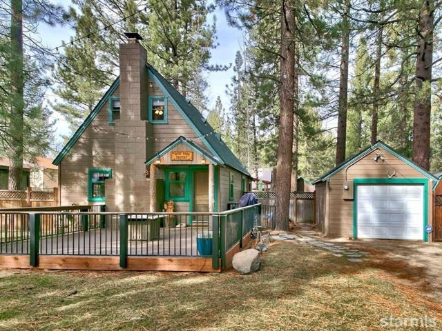 905 Los Angeles Avenue, South Lake Tahoe, CA 96150 (MLS #128750) :: Sierra Sotheby's International Realty
