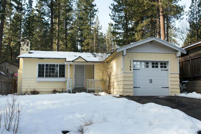 1144 Charles Avenue, South Lake Tahoe, CA 96150 (MLS #128754) :: Sierra Sotheby's International Realty