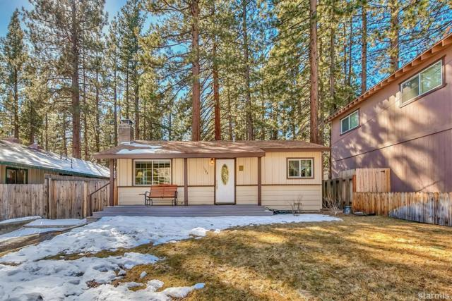 1188 Carson Avenue, South Lake Tahoe, CA 96150 (MLS #128756) :: Sierra Sotheby's International Realty