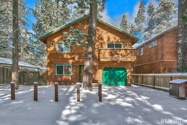 1861 B Street, South Lake Tahoe, CA 96150 (MLS #128781) :: Sierra Sotheby's International Realty