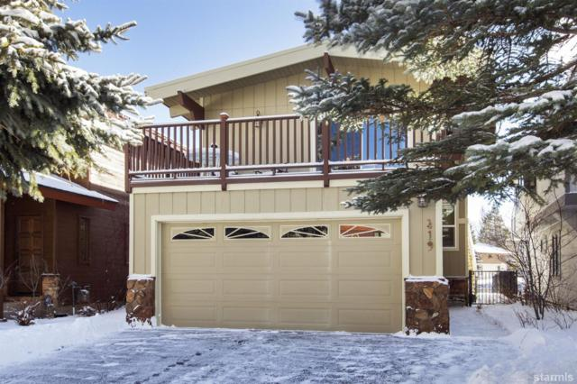 419 Christie Drive, South Lake Tahoe, CA 96150 (MLS #128796) :: Sierra Sotheby's International Realty
