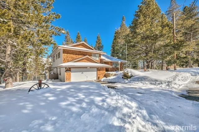 1251 Mount Shasta Circle, South Lake Tahoe, CA 96150 (MLS #128809) :: Sierra Sotheby's International Realty