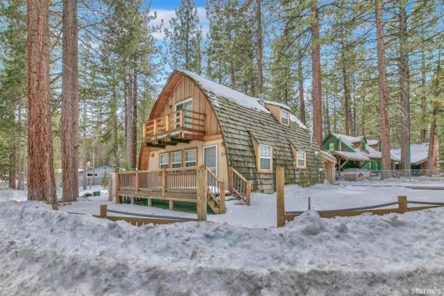 1096 Long Valley Avenue, South Lake Tahoe, CA 96150 (MLS #128861) :: Sierra Sotheby's International Realty