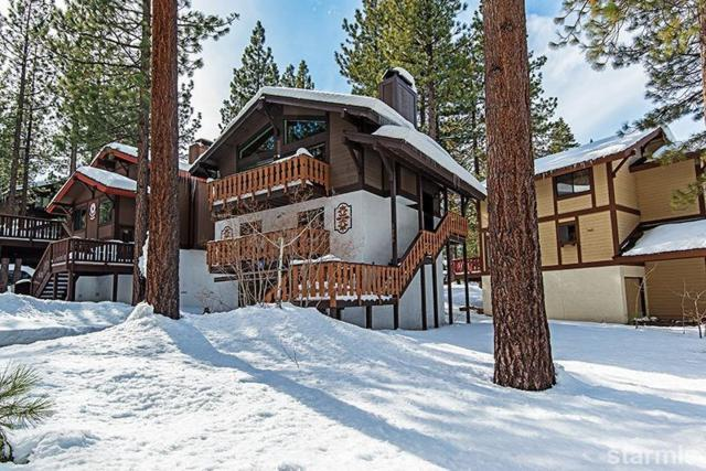 3385 Pine Hill Road, South Lake Tahoe, CA 96150 (MLS #128880) :: Sierra Sotheby's International Realty