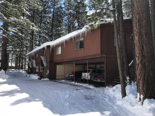 1075 Marjorie Street, South Lake Tahoe, CA 96150 (MLS #128886) :: Sierra Sotheby's International Realty