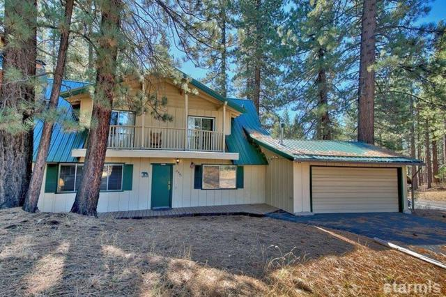 2647 Cold Creek Trail, South Lake Tahoe, CA 96150 (MLS #128889) :: Sierra Sotheby's International Realty