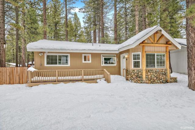 781 Anita Drive, South Lake Tahoe, CA 96150 (MLS #128891) :: Sierra Sotheby's International Realty
