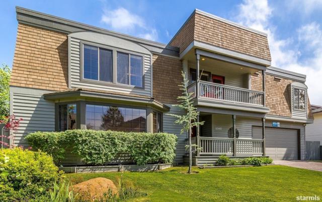 2240 Balboa Drive, South Lake Tahoe, CA 96150 (MLS #128910) :: Sierra Sotheby's International Realty