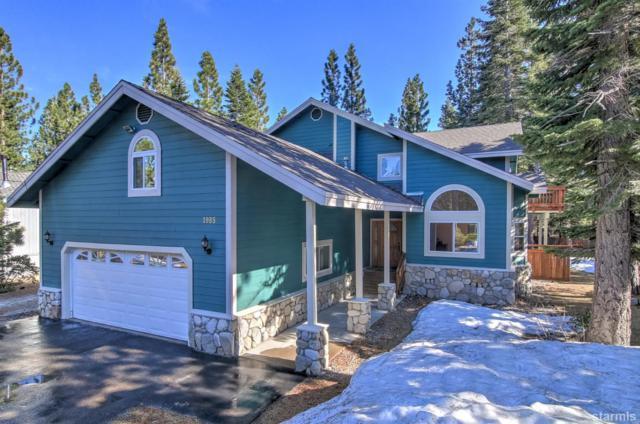 1985 Toppewetah Street, South Lake Tahoe, CA 96150 (MLS #128965) :: Sierra Sotheby's International Realty