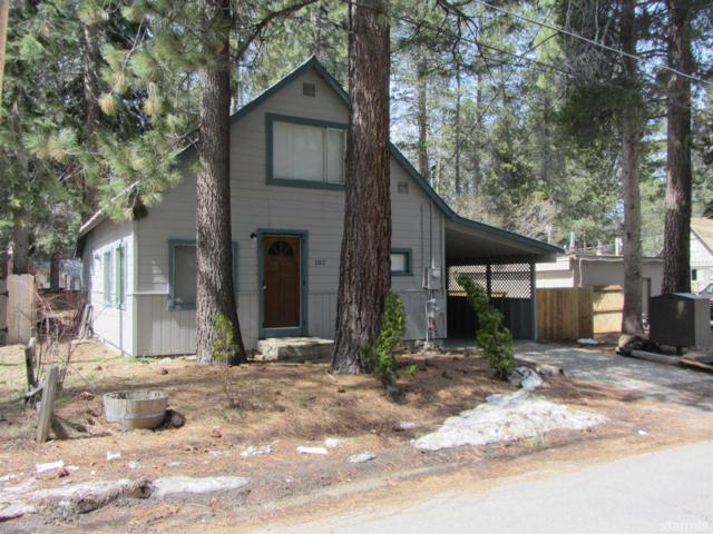1102 Dedi Avenue, South Lake Tahoe, CA 96150 (MLS #128974) :: Sierra Sotheby's International Realty