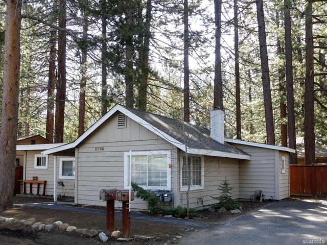 2560 Alma Avenue, South Lake Tahoe, CA 96150 (MLS #128976) :: Sierra Sotheby's International Realty