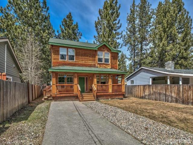 2649 Pinter Avenue, South Lake Tahoe, CA 96150 (MLS #128979) :: Sierra Sotheby's International Realty