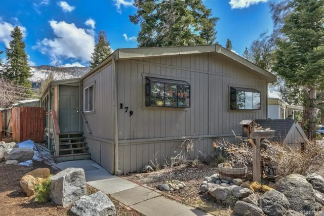 179 Ponderosa Drive, Stateline, NV 89449 (MLS #128981) :: Sierra Sotheby's International Realty