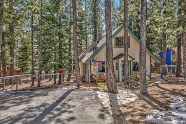780 Tehama Drive, South Lake Tahoe, CA 96150 (MLS #128985) :: Sierra Sotheby's International Realty