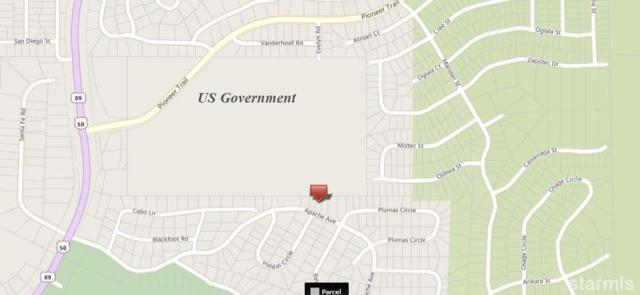 1782 Apache Avenue, South Lake Tahoe, CA 96150 (MLS #129026) :: Sierra Sotheby's International Realty