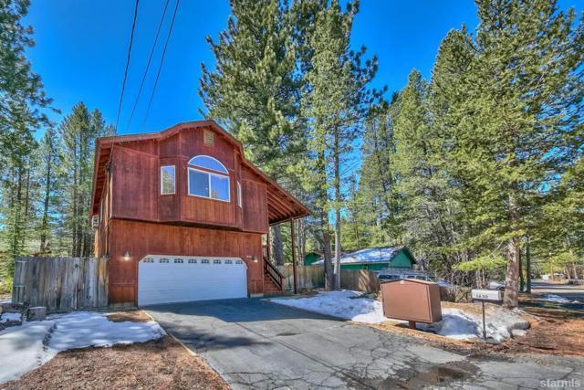 1630 Cree Street, South Lake Tahoe, CA 96150 (MLS #129038) :: Sierra Sotheby's International Realty