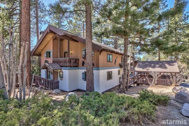 3293 Pine Hill Road, South Lake Tahoe, CA 96150 (MLS #129043) :: Sierra Sotheby's International Realty
