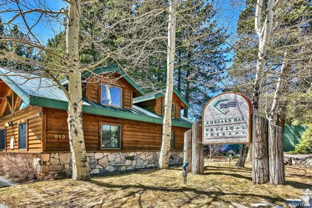 812 Emerald Bay Road, South Lake Tahoe, CA 96150 (MLS #129046) :: Sierra Sotheby's International Realty