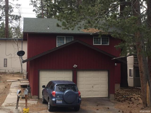 3823 Pentagon Drive, South Lake Tahoe, CA 96150 (MLS #129048) :: Sierra Sotheby's International Realty