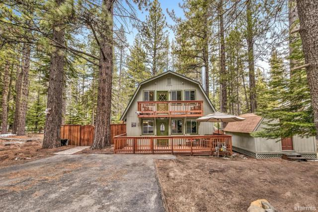 1984 Tooch Street, South Lake Tahoe, CA 96150 (MLS #129053) :: Sierra Sotheby's International Realty