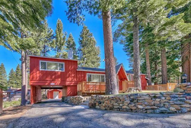 721 Panther Lane, South Lake Tahoe, CA 96150 (MLS #129057) :: Sierra Sotheby's International Realty