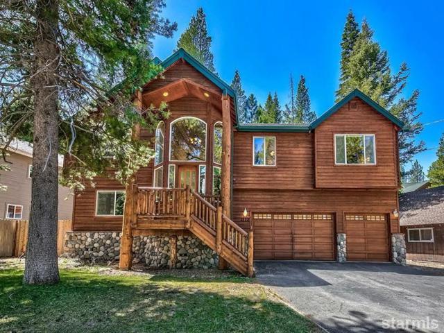2112 Oaxaco Street, South Lake Tahoe, CA 96150 (MLS #129064) :: Sierra Sotheby's International Realty