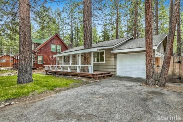 3334 Cape Horn Road, South Lake Tahoe, CA 96150 (MLS #129070) :: Sierra Sotheby's International Realty