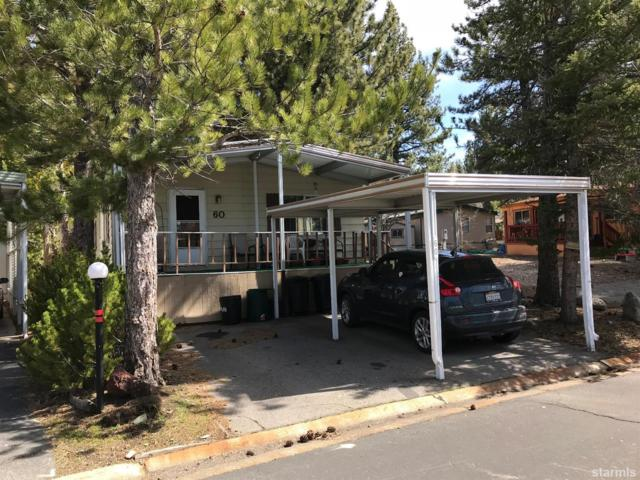 1080 Julie Lane #60, South Lake Tahoe, CA 96150 (MLS #129083) :: Sierra Sotheby's International Realty