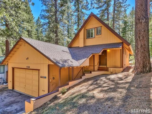 760 Tata Lane, South Lake Tahoe, CA 96150 (MLS #129090) :: Sierra Sotheby's International Realty
