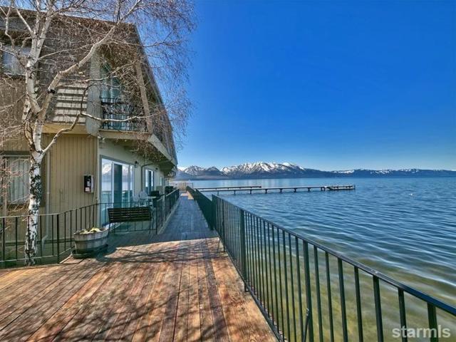 709 Lakeview Avenue #19, South Lake Tahoe, CA 96150 (MLS #129093) :: Sierra Sotheby's International Realty