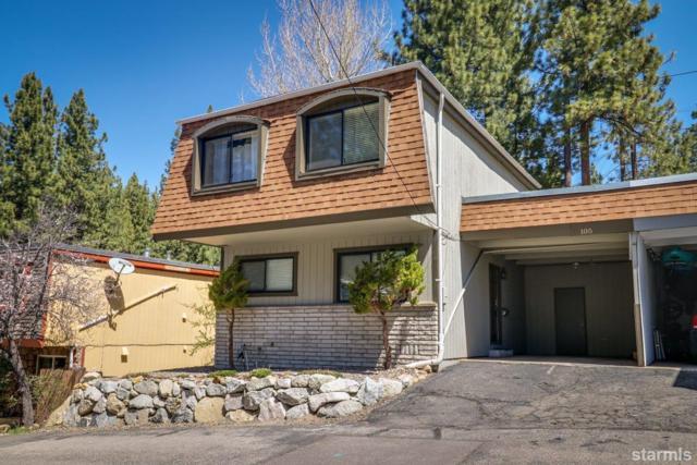 105 Gold Hill, Zephyr Cove, NV 89448 (MLS #129095) :: Sierra Sotheby's International Realty