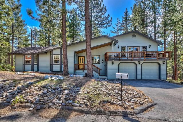 1367 Skyline Drive, South Lake Tahoe, CA 96150 (MLS #129104) :: Sierra Sotheby's International Realty