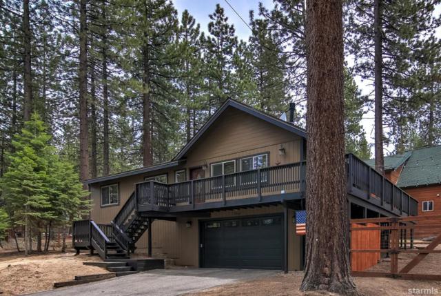 2545 Alice Lake Road, South Lake Tahoe, CA 96150 (MLS #129115) :: Sierra Sotheby's International Realty