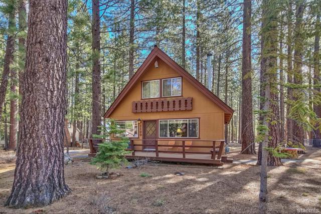 1129 Oak Avenue, South Lake Tahoe, CA 96150 (MLS #129126) :: Sierra Sotheby's International Realty