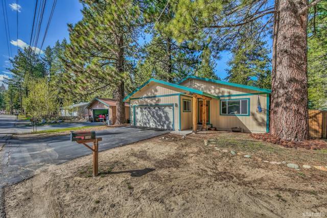 789 Hazel Drive, South Lake Tahoe, CA 96150 (MLS #129129) :: Sierra Sotheby's International Realty