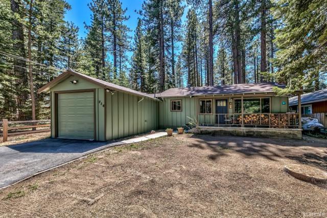 710 Hazel Drive, South Lake Tahoe, CA 96150 (MLS #129149) :: Sierra Sotheby's International Realty