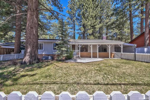 1281 Angora Lake Road, South Lake Tahoe, CA 96150 (MLS #129168) :: Sierra Sotheby's International Realty