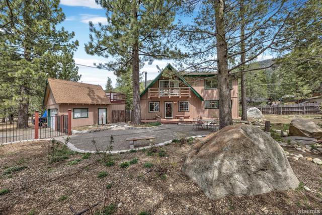 3409 Panorama Drive, South Lake Tahoe, CA 96150 (MLS #129195) :: Sierra Sotheby's International Realty