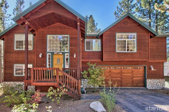 2253 Marshall Trail, South Lake Tahoe, CA 96150 (MLS #129218) :: Sierra Sotheby's International Realty