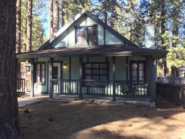 1045 Lodi Avenue, South Lake Tahoe, CA 96150 (MLS #129227) :: Sierra Sotheby's International Realty