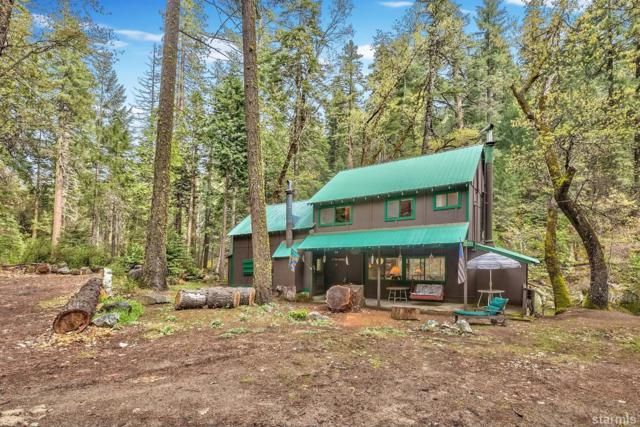 14866 35 Mile Stone Road #14, Kyburz, CA 95720 (MLS #129233) :: Sierra Sotheby's International Realty