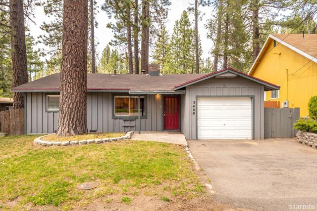 3409 Becka Drive, South Lake Tahoe, CA 96150 (MLS #129258) :: Sierra Sotheby's International Realty