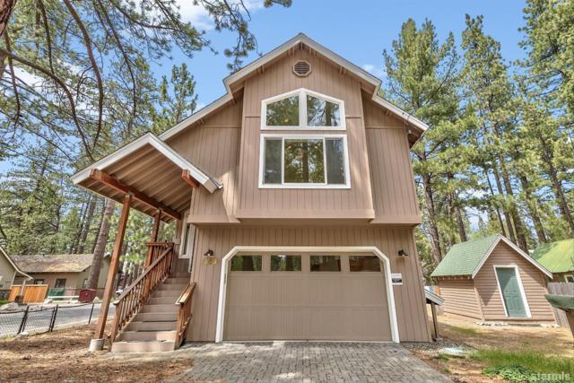859 Merced Avenue, South Lake Tahoe, CA 96150 (MLS #129289) :: Sierra Sotheby's International Realty