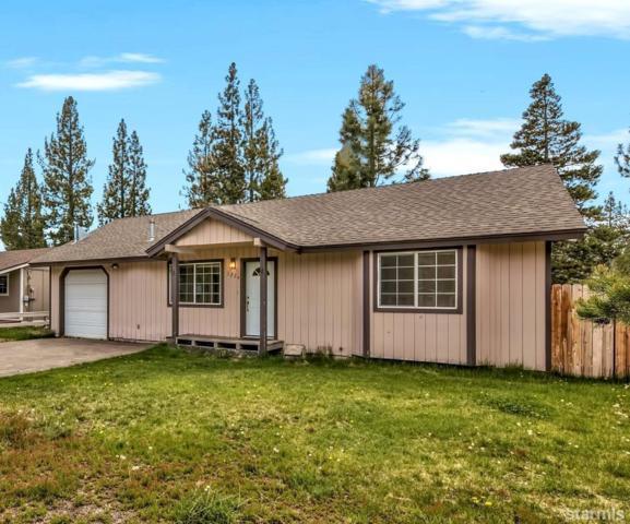 1236 Apache Avenue, South Lake Tahoe, CA 96150 (MLS #129290) :: Sierra Sotheby's International Realty